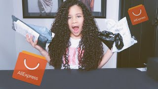 }{  ALIEXPRESS SQUISHY UNBOXING  }{