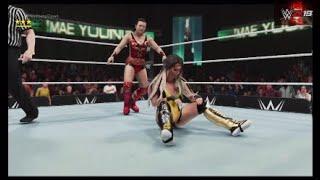 Meiko Satomura vs. Lacey Lane - Quarter Finals Match | WWE Mae Young Classic: October 17, 2018
