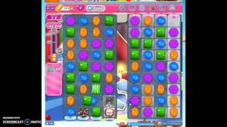 Candy Crush Level 1384 help w/audio tips, hints, tricks