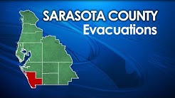 Sarasota County officials provide update on Hurricane Irma