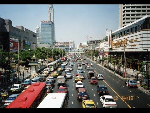 タイ ・ バンコク の風景 Thaila...