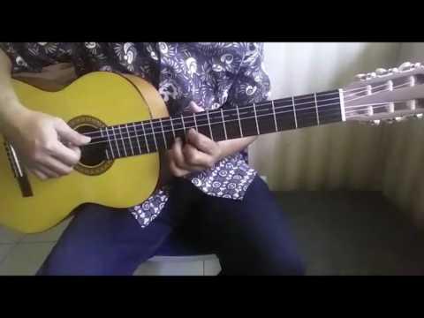 Sapu Tangan Babuncu Ampat - Lagu Daerah Kalimantan Selatan (Fingerstyle Cover)