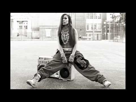 Aaliyah - Enough Said ft Drake (Aaliyah Movie Photos included)