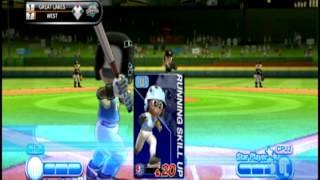 Little League® World Series Baseball 2009 (Nintendo Wii) - World Series Prelims - Game 1 - Part 2