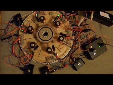 Магнитный генератор. - YouTube
