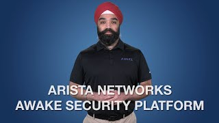 Arista Networks Awake Security Platform