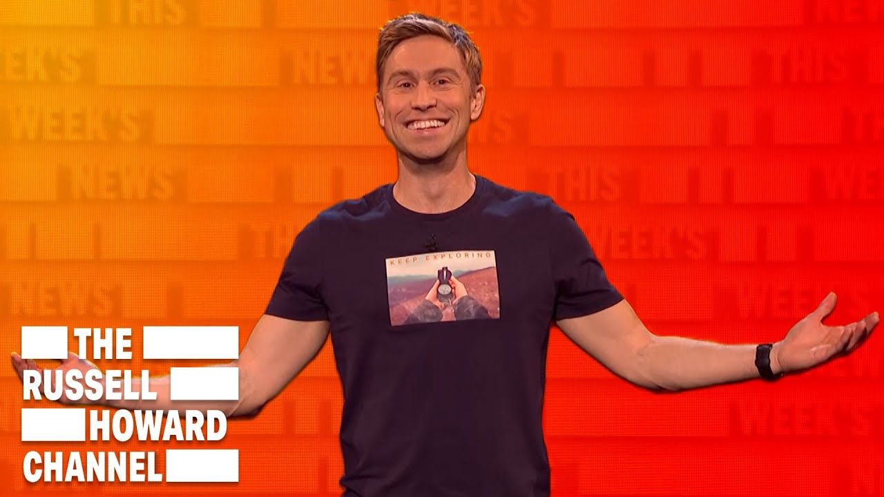 Download Silly Stories to Lift Your Spirits | Russell Howard