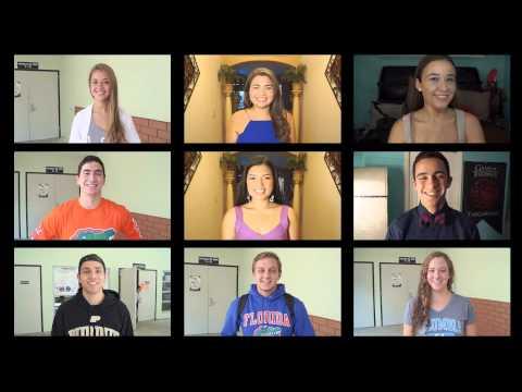 Cambridge Seniors (Class of  2015) (Ronald Reagan Doral Senior)