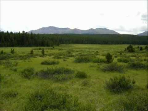 Ram River Country Alberta Canada