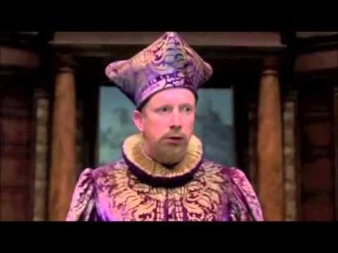 Shakespeare in love - Escena previa al estreno de Romeo y Julieta