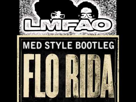 Florida - Good feeling VS Lmfao Party Rock ( Medstyle Bootleg )