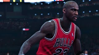 NBA 2K20 Roster Featuring - 1998 Chicago  Bulls vs Los Angeles Clippers - Simulation