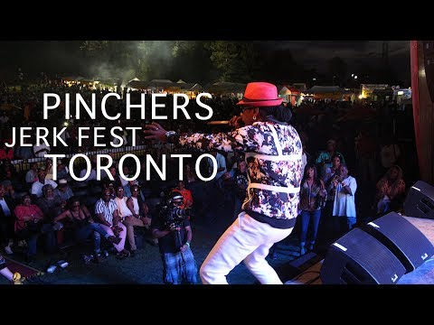 TMTV | Bandelero Pinchers Grace Jerk Fest 2017 Toronto VLOG