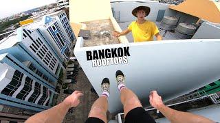 Rooftop Jumps BANGKOK | Alex Schauer