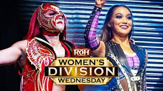 Miranda Alize and Rok-C Team Up on Women's Division Wednesday!
