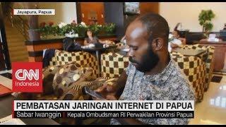 Pembatasan Jaringan Internet di Papua Tuai Kritik