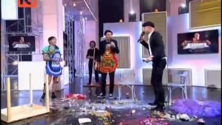 Артем Баринов шоу Караоке Киллер телеканал Ю ФИНАЛ
