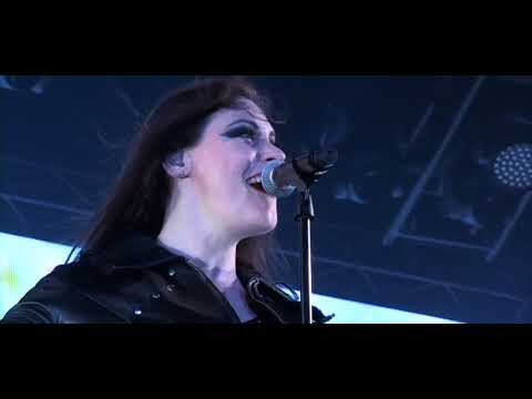 Nightwish -  The Greatest Show On Earth.Vehicle Of Spirit.Live at Wembley (2015)