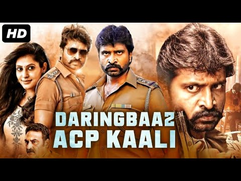 DARINGBAAZ ACP KAALI (2019) New Released Full Hindi Dubbed Movie | Jaivanth, Iraa Agarwal