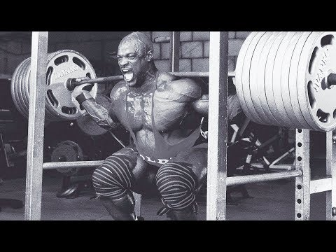 Ronnie Coleman - HARDEST WORKING MAN IN THE ROOM