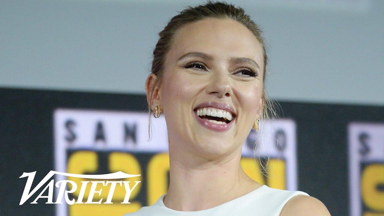 Scarlett Johansson On What We'll Learn About 'Black Widow'