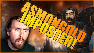 ASMONGOLD IMPOSTER IN MY BG?! - 480 iLvl Arms Warrior PvP (WoW BFA 8.3)