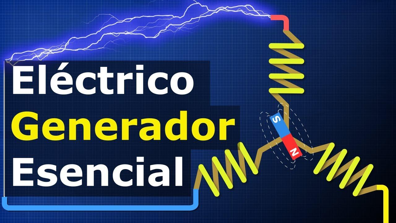 Conceptos Básicos del Generador Eléctrico de CA
