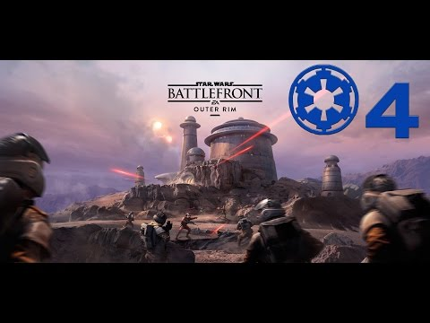 Star Wars: Battlefront Outer Rim #4 - Šťastný den Star Wars