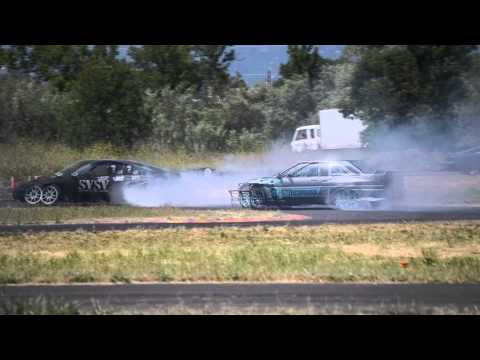Oregon Drifting - From Medford to Canby.