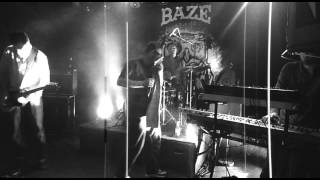 "Baze ""Ruhetag"" live im ISC"