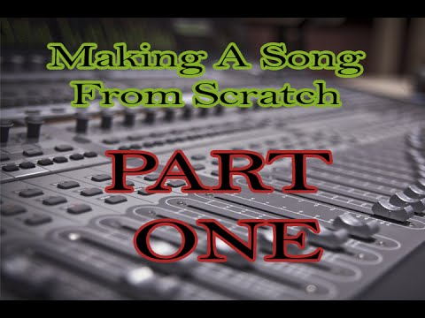 Making A Rap Song From Scratch