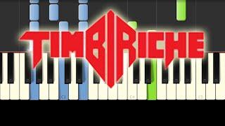 Mamá / Timbiriche / Piano Tutorial