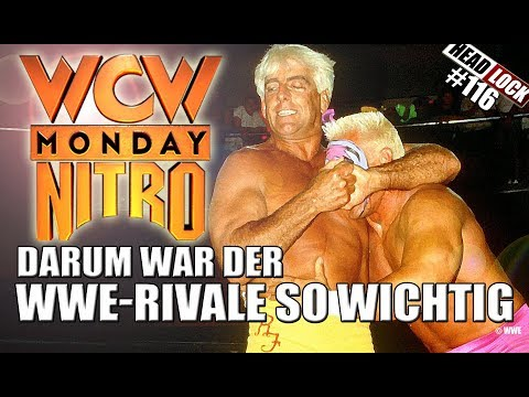 #116: WCW Monday Nitro - Als WCW und WWF den Monday Night War entfachten