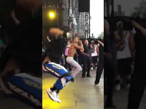 Ski Mask the Slump God brings out XXXTENTACION at Rolling Loud Miami 2018