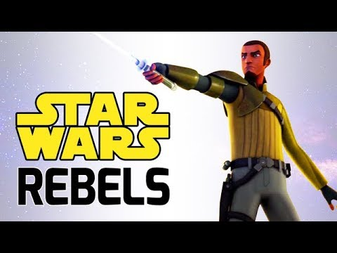 Our FAVORITE Moments in Star Wars Rebels