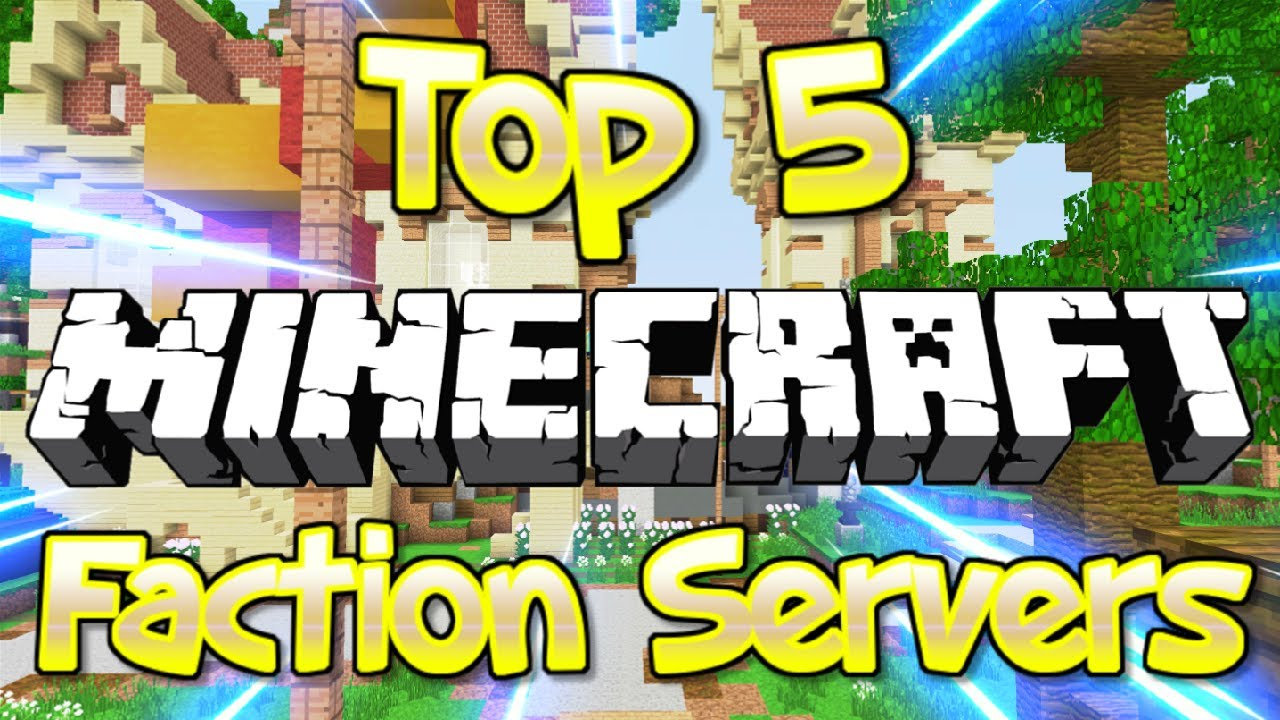 TOP 5 NO PREMIUM FACTION SERVERS 1 8/1 9/1 10/1 12 2/1 13/1 14