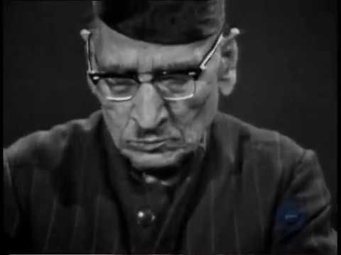 Ustad Ahmed Jaan Thirakwa -Explanation of gharanas -Part 2