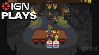 IGN Plays Knights of Pen and Paper - The PC Version!