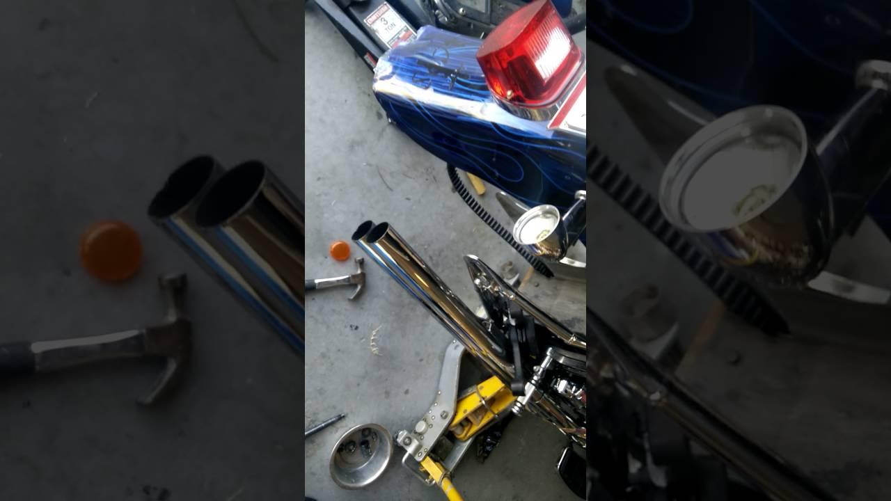 1994 Harley Davidson Wiring Diagram 1998 Toyota 4runner Trailer Rear Light Youtube