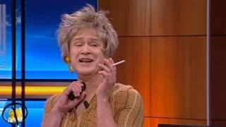 Robert Gustafsson - Gula Blend tanten dementerar rökningens faror