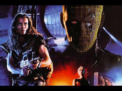 Download AMERICAN CYBORG: STEEL WARRIOR - Trailer (1993, Deutsch/German)