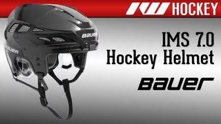 Bauer IMS 7.0 Hockey Helmet Review