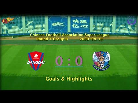 Chongqing Lifan Qingdao Huanghai Goals And Highlights