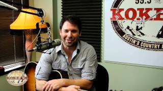 Clay Thrash Interview with Eric Raines and Rita Ballou on KOKEFM