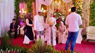Video Clip Cinematic Wedding Islami YA HABIBAL QOLBI Yang Bikin Baper | Pernikahan Dalbah & Fais - Stafaband