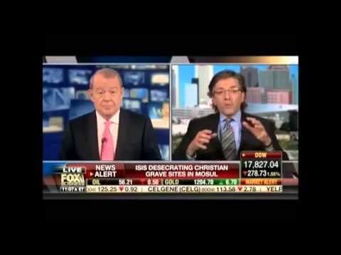 Dr. Jasser reacts to news of ISIS' desecrating Christian grave sites in Mosul 04.17.2015