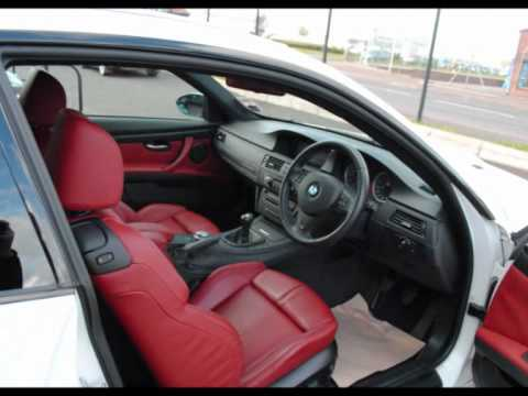 White M3 E92 Coupe Youtube