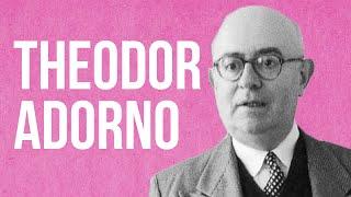 Download SOCIOLOGY - Theodor Adorno Mp3 and Videos