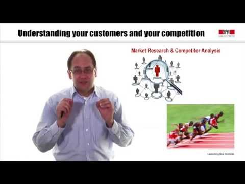 3.2 Understanding Your Customers and Your Competition
