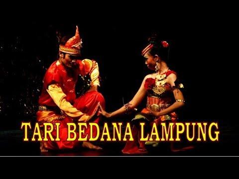 TERBARU !! TARI BEDANA LAMPUNG   TARI TRADISIONAL ADAT LAMPUNG   @ Taman Budaya Provinsi Lampung